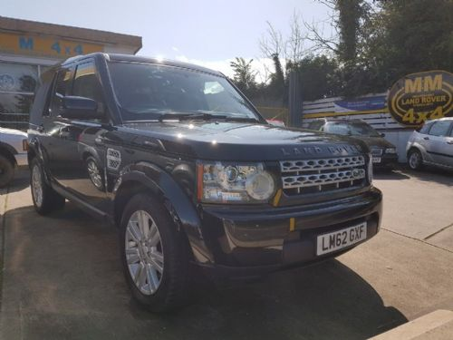 ***SOLD***Discovery 4 3.0 SDV6 GS 2012***SOLD***